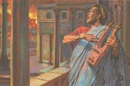 Az őrült római császár: Nero (Kr.u. 37 - 68)