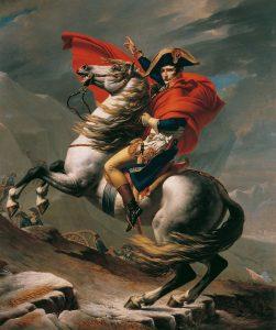 Bonaparte Napóleon lova