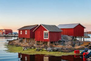Svédország - szigetek